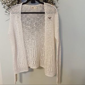 Hollister knit cardigan